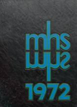 1972 Yearbook Manzano High School