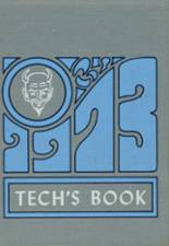 1973 Yearbook Hume-Fogg Vocational Technical School
