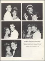 1991 Dover High School Yearbook Page 20 & 21
