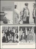 1991 Dover High School Yearbook Page 30 & 31