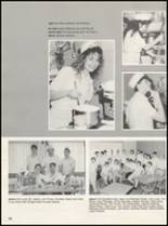 1991 Dover High School Yearbook Page 34 & 35