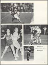1991 Dover High School Yearbook Page 40 & 41