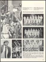 1991 Dover High School Yearbook Page 54 & 55