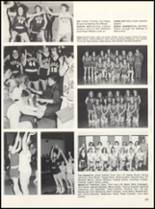 1991 Dover High School Yearbook Page 56 & 57