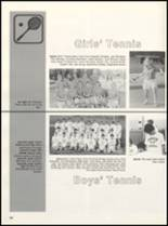 1991 Dover High School Yearbook Page 68 & 69