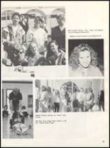 1991 Dover High School Yearbook Page 70 & 71