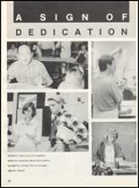 1991 Dover High School Yearbook Page 92 & 93