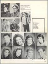 1991 Dover High School Yearbook Page 102 & 103