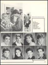 1991 Dover High School Yearbook Page 104 & 105