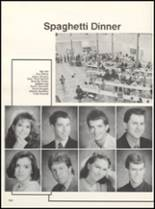 1991 Dover High School Yearbook Page 108 & 109