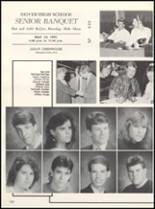 1991 Dover High School Yearbook Page 114 & 115