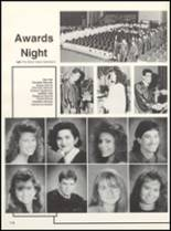 1991 Dover High School Yearbook Page 120 & 121
