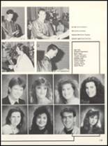 1991 Dover High School Yearbook Page 122 & 123