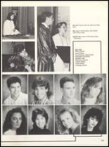 1991 Dover High School Yearbook Page 124 & 125