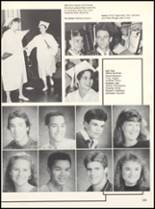 1991 Dover High School Yearbook Page 126 & 127