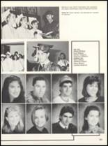 1991 Dover High School Yearbook Page 128 & 129