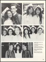 1991 Dover High School Yearbook Page 132 & 133