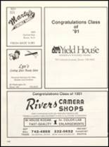 1991 Dover High School Yearbook Page 148 & 149