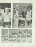 1976 Valley High School Yearbook Page 16 & 17
