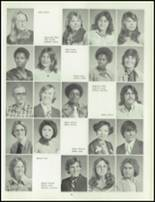 1976 Valley High School Yearbook Page 22 & 23