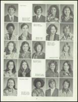 1976 Valley High School Yearbook Page 32 & 33