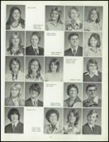 1976 Valley High School Yearbook Page 34 & 35