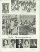 1976 Valley High School Yearbook Page 42 & 43