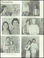 1976 Valley High School Yearbook Page 50 & 51