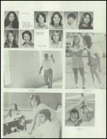 1976 Valley High School Yearbook Page 72 & 73