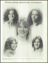 1976 Valley High School Yearbook Page 124 & 125