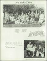 1976 Valley High School Yearbook Page 144 & 145
