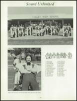 1976 Valley High School Yearbook Page 162 & 163