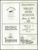 1976 Valley High School Yearbook Page 300 & 301