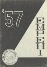 1957 Yearbook Morgan Park High School