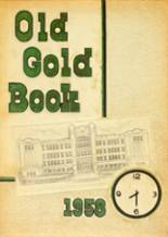 1958 Yearbook Hot Springs High School