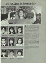 1986 Chaffey High School Yearbook Page 24 & 25