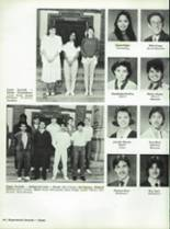 1986 Chaffey High School Yearbook Page 56 & 57