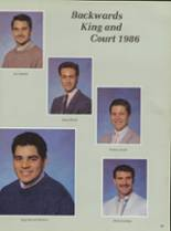 1986 Chaffey High School Yearbook Page 86 & 87