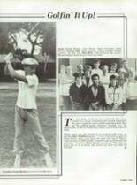 1986 Chaffey High School Yearbook Page 110 & 111