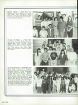 1986 Chaffey High School Yearbook Page 112 & 113