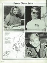 1986 Chaffey High School Yearbook Page 130 & 131