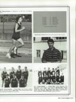 1986 Chaffey High School Yearbook Page 178 & 179