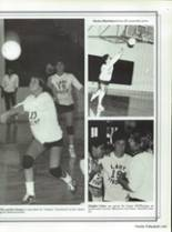 1986 Chaffey High School Yearbook Page 182 & 183