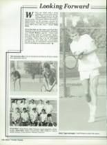 1986 Chaffey High School Yearbook Page 224 & 225