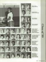 1986 Chaffey High School Yearbook Page 256 & 257