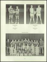 1973 Twiggs Academy Yearbook Page 64 & 65