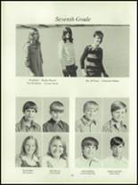 1973 Twiggs Academy Yearbook Page 92 & 93