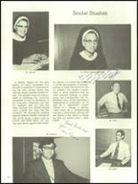 1972 St. Paul High School Yearbook Page 32 & 33