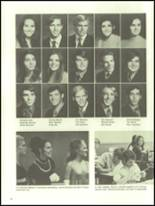 1972 St. Paul High School Yearbook Page 40 & 41