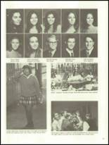1972 St. Paul High School Yearbook Page 42 & 43